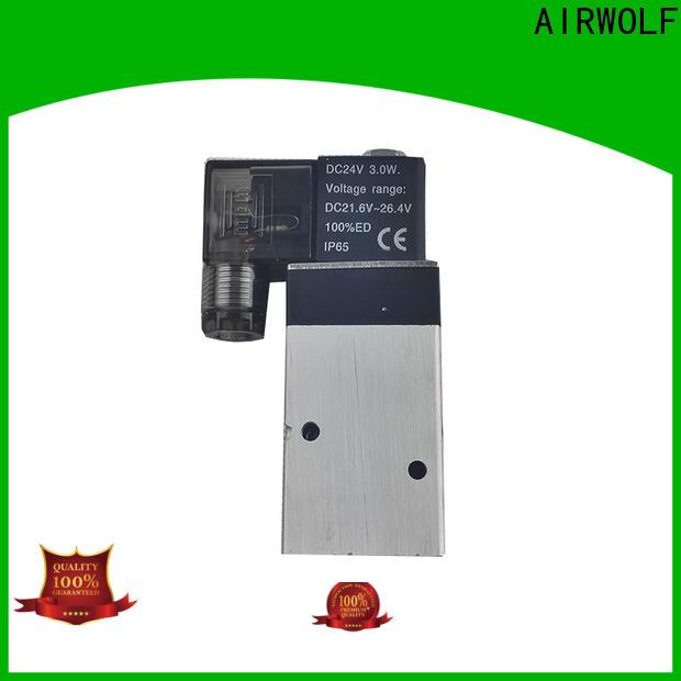 AIRWOLF wholesale solenoid valves way switch control