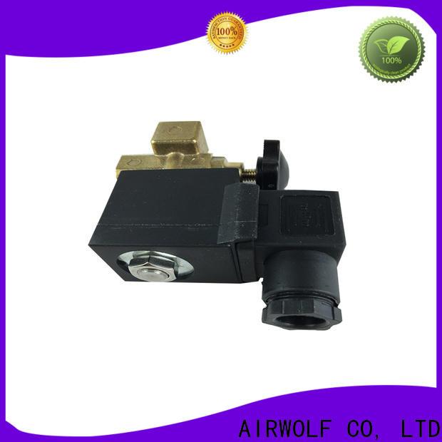 AIRWOLF hot-sale single solenoid valve magnetic water pipe