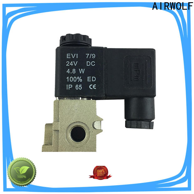 AIRWOLF high-quality pneumatic solenoid valve water pipe