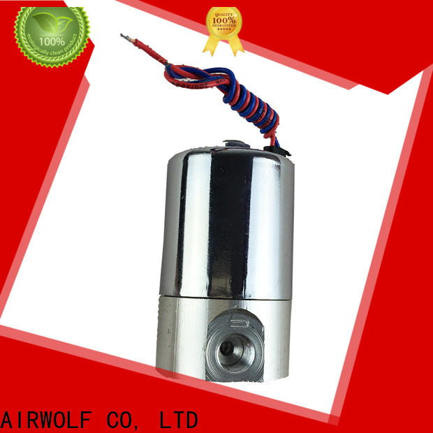 OEM pneumatic solenoid valve high-quality for gas pipelines