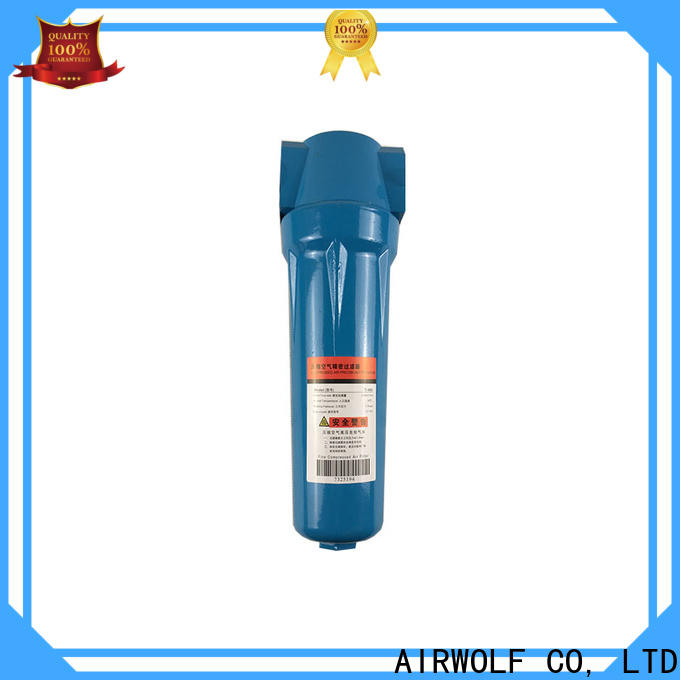 AIRWOLF durable air filter regulator high quality compressed air