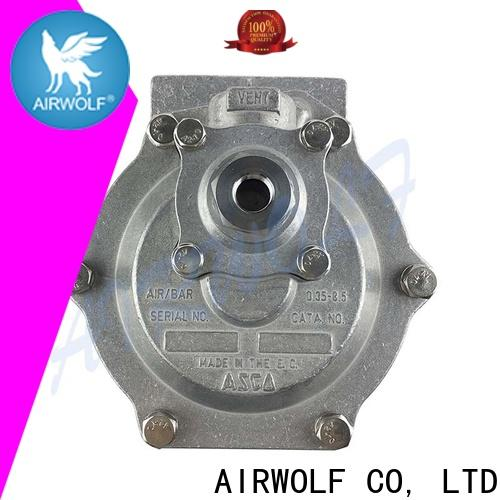AIRWOLF solenoid turbo pulse valves cheap price air pack installation