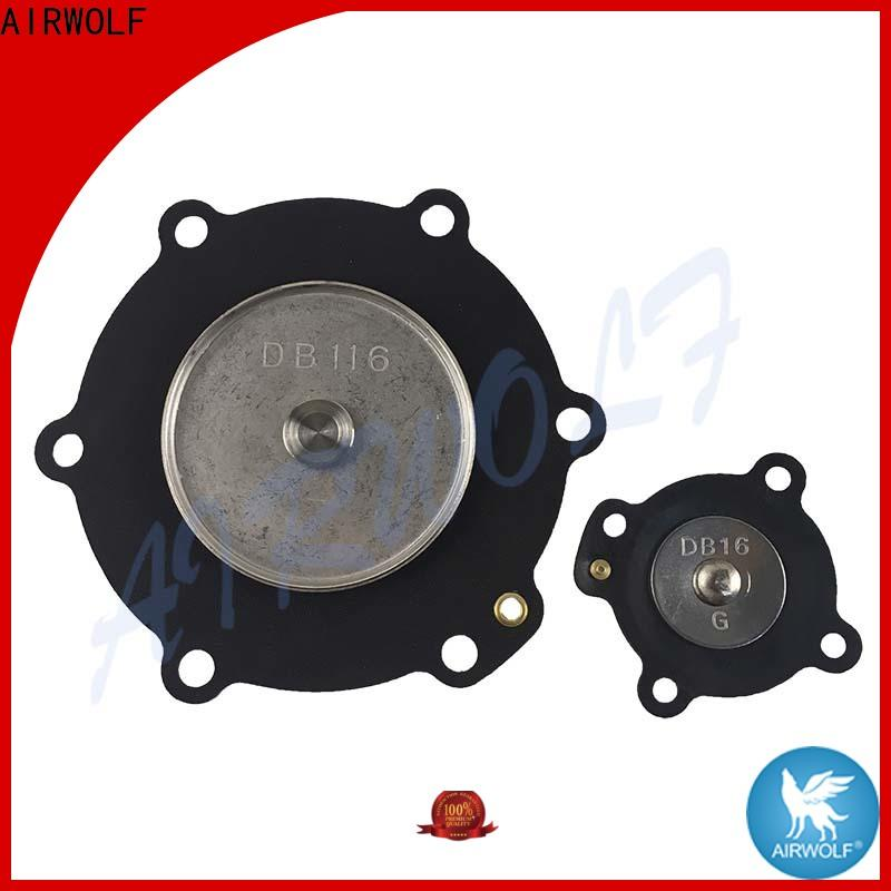remotely diaphragm valve repair high quality suitable textile industry