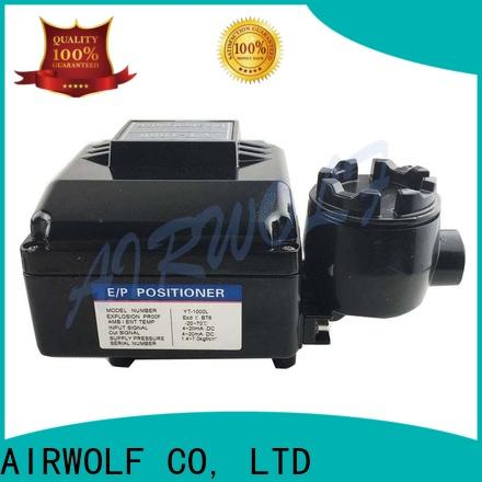 AIRWOLF switch pneumatic valve actuator free design control signal