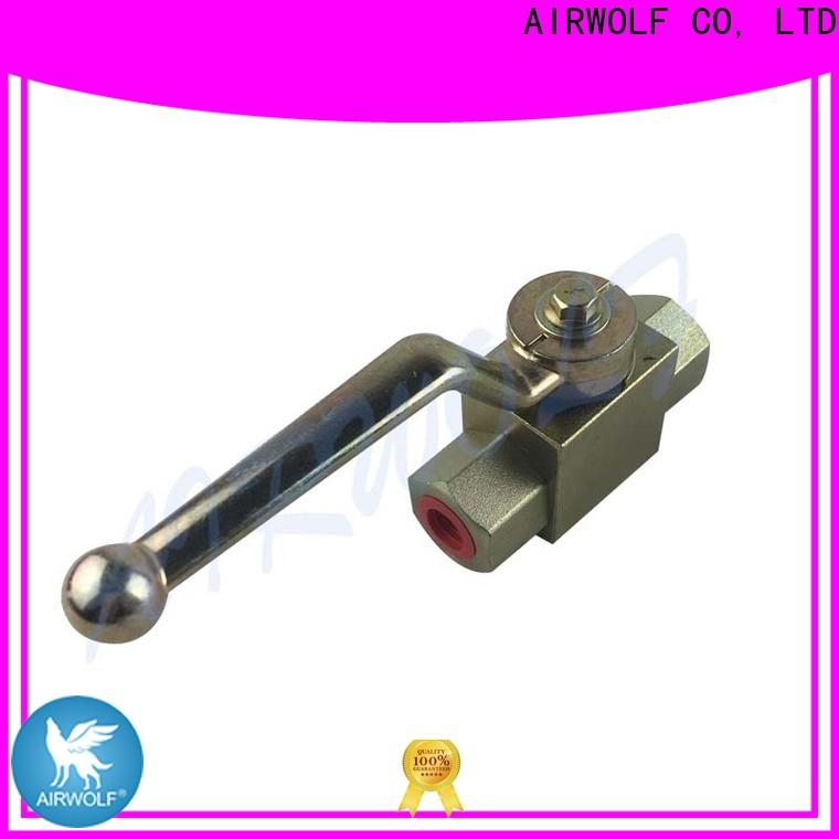 AIRWOLF popular hydraulic ball valve ask now for CAB