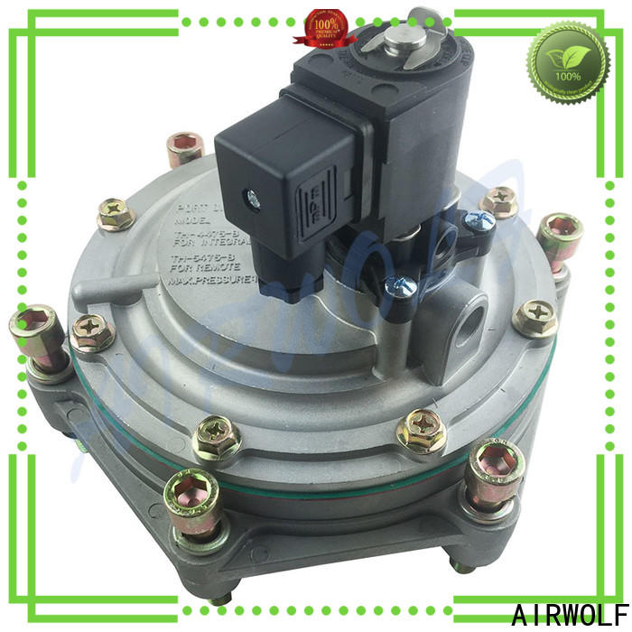 AIRWOLF customized air solenoid valve check now for wholesale