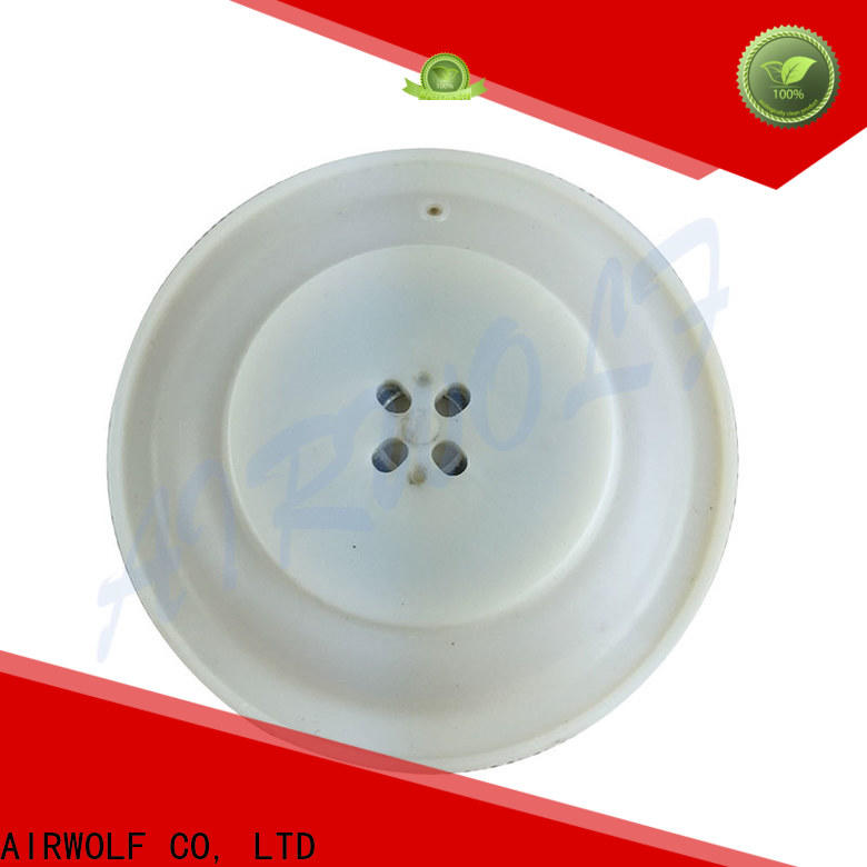 AIRWOLF customized pneumatic flow control valve water meter