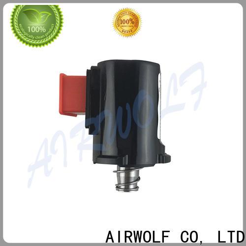 purple solenoid valve coil cheap price coil for enclosures
