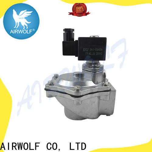 AIRWOLF aluminum alloy pulse motor valve wholesale