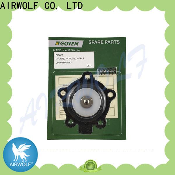 AIRWOLF piloted diaphragm valve repair kit coil furniture