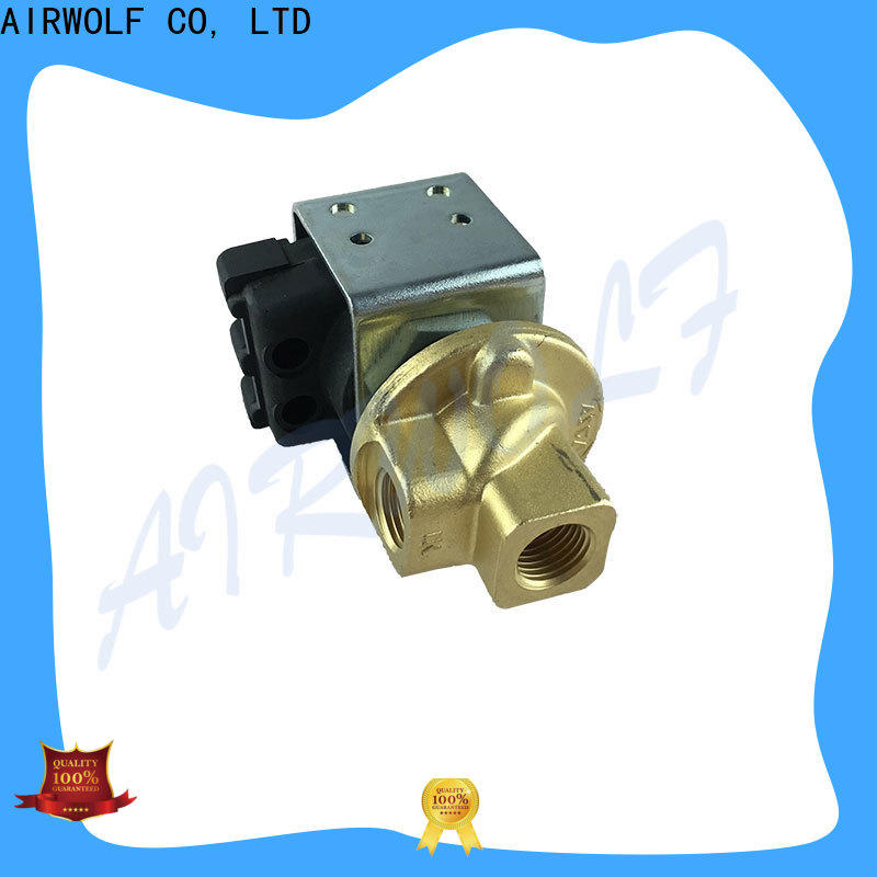 electrically pulse jet valve design aluminum alloy cheap price air pack installation