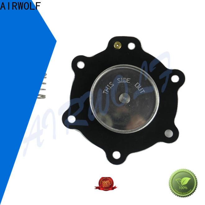AIRWOLF hot-sale diaphragm valve repair kit viton textile industry