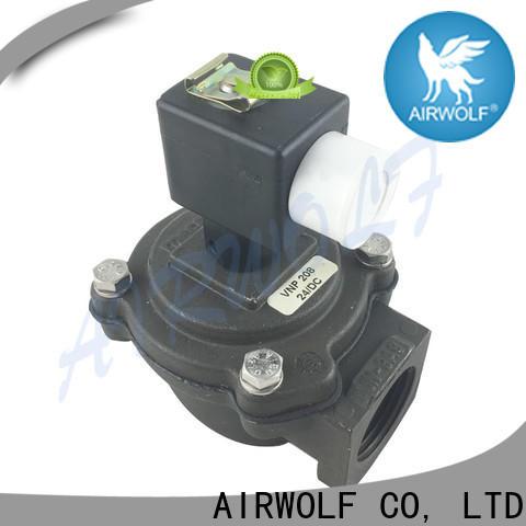 control pulse jet valve design norgren series custom dust blowout