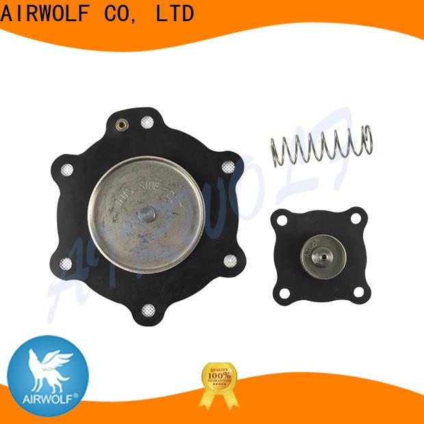 AIRWOLF hot-sale diaphragm valve repair bush dyeing industry