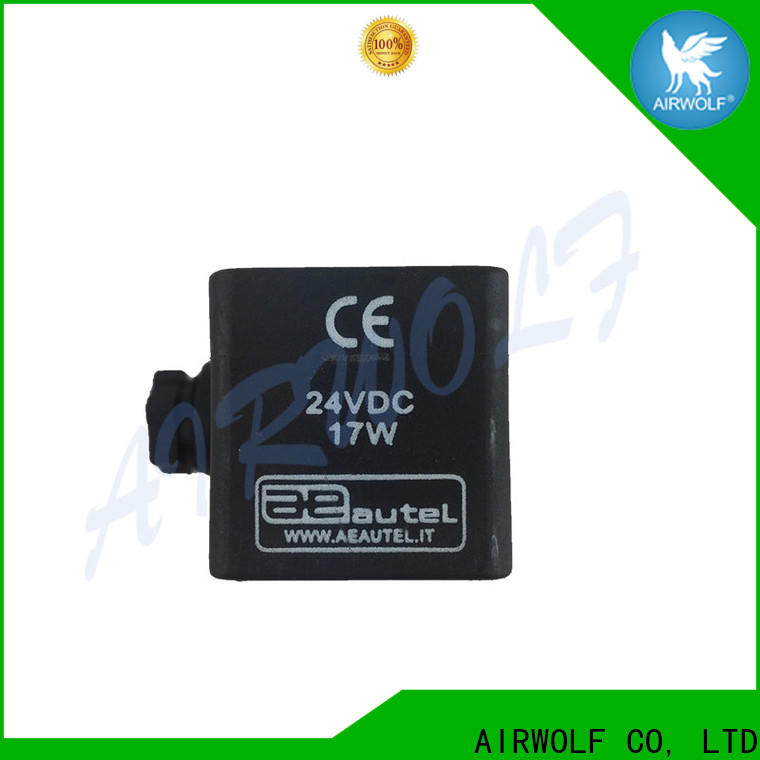 AIRWOLF cheap price solenoid coils screwing at discount