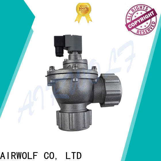 AIRWOLF aluminum alloy pulse valve function wholesale at sale