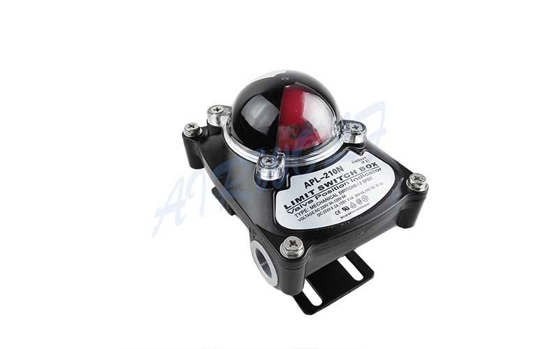 explosion-proof pneumatic valve actuator at discount accurate positioning-2