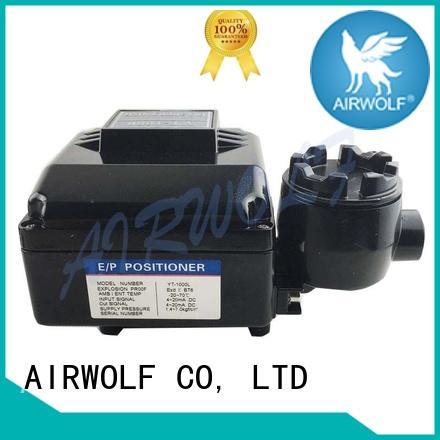 position pneumatic control valve actuator valve accurate