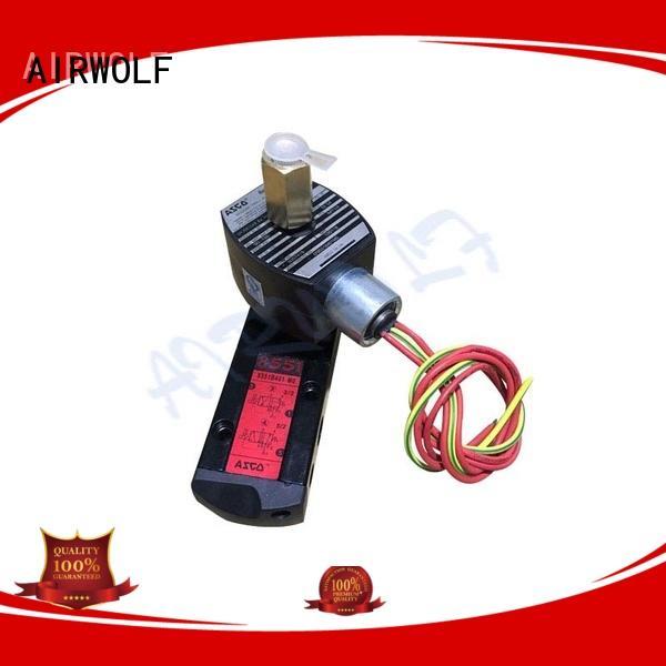AIRWOLF OEM solenoid valves high-quality adjustable system