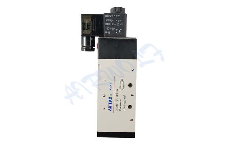 AIRWOLF high-quality solenoid valves spool liquid pipe-2