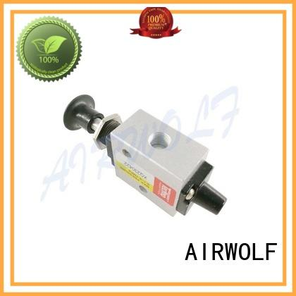 mechanical pneumatic manual control valve cheapest price flat at discount