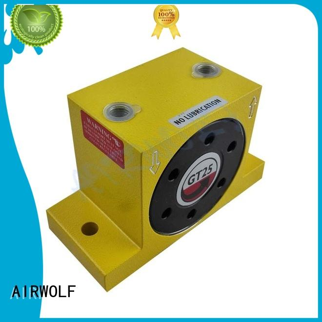 AIRWOLF high quality pneumatic vibrator cushioned for customization