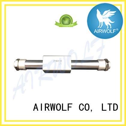 AIRWOLF oil adjustable pneumatic cylinder aluminium alloy energy compressed