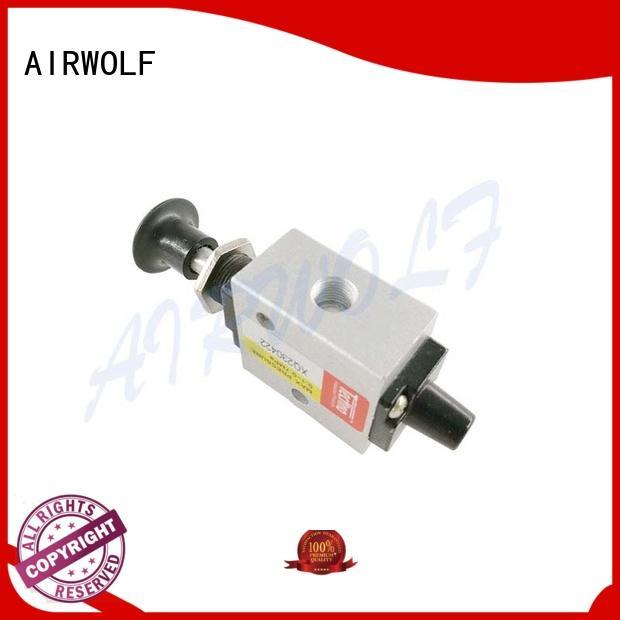 Hot pneumatic hand valve pull AIRWOLF Brand