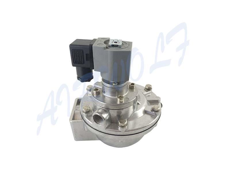 solenoid pulse motor valve norgren series custom-1