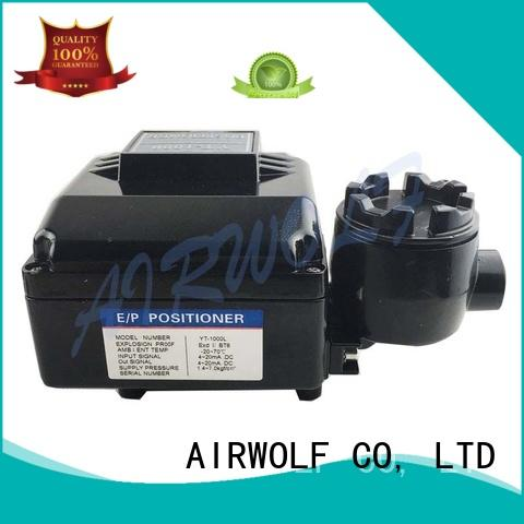 AIRWOLF action pneumatic actuator high quality accurate positioning