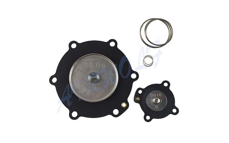 AIRWOLF green diaphragm valve repair kit norgren paper industry-2