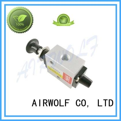 pneumatic push button valve high quality at discount AIRWOLF