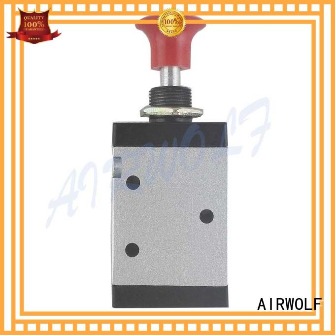 AIRWOLF cheapest price pneumatic push button valve one wholesale