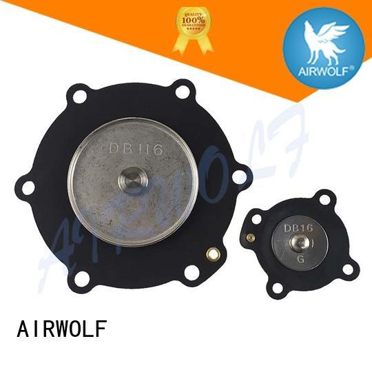 AIRWOLF red air valve repair kit mecair water industry