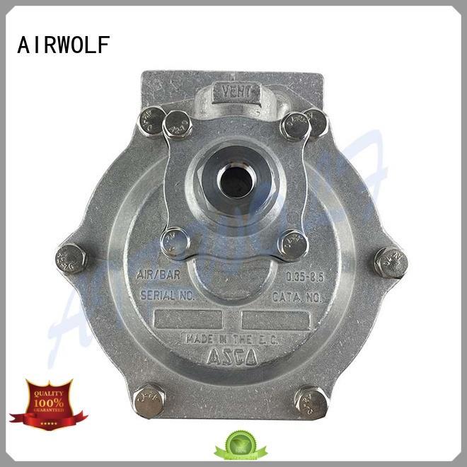 AIRWOLF norgren series anti pulse valve custom at sale