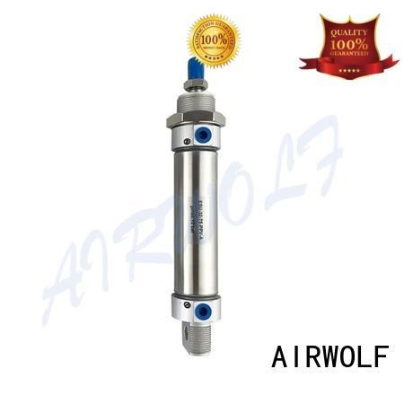rodless pneumatic cylinder steady gas AIRWOLF