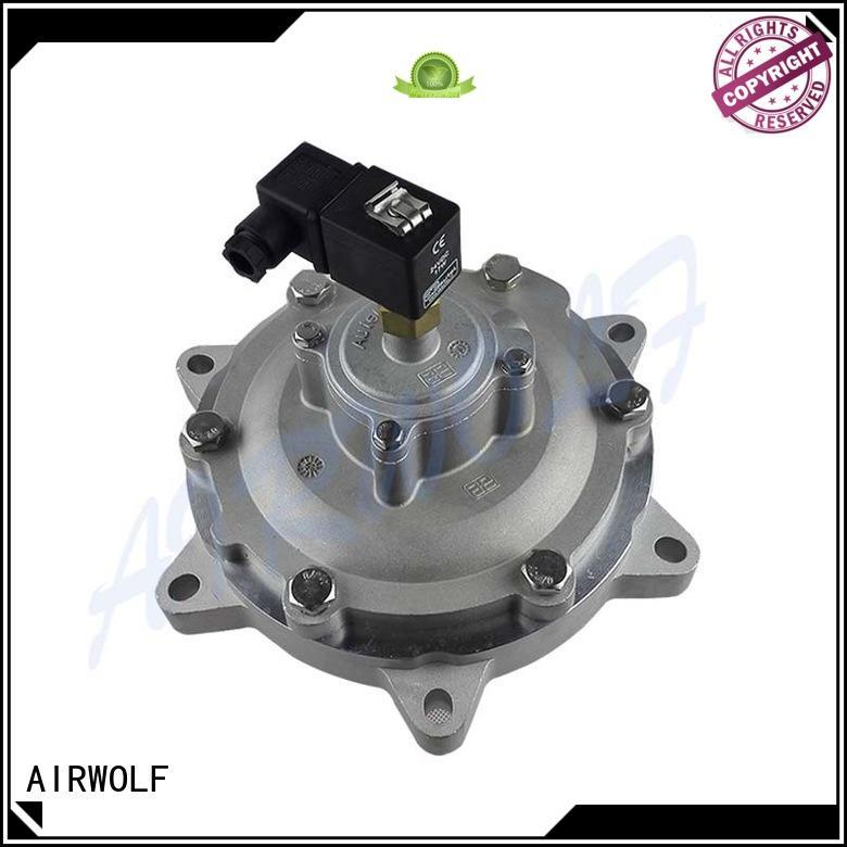 remote pulse jet valve design aluminum alloy custom for sale