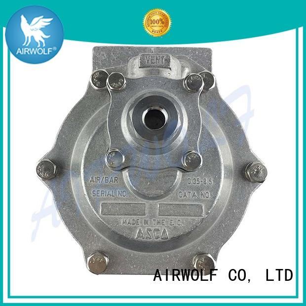 AIRWOLF fully dust collector pulse valve aluminum alloy dust blowout