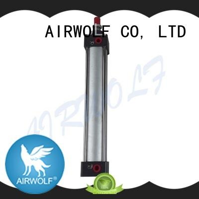 AIRWOLF double pneumatic cylinder aluminium alloy gas transmission