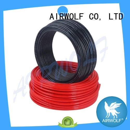 AIRWOLF red air pressure hose air piping system medicine