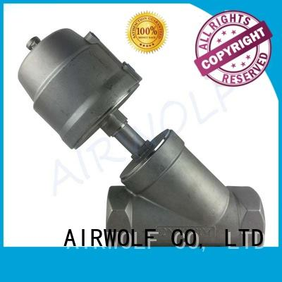 angle seat valve manufacturers wholesale steam system AIRWOLF