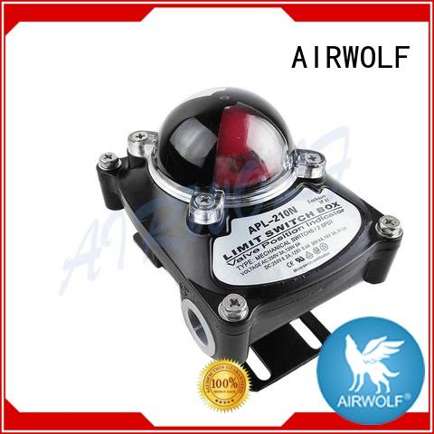 AIRWOLF monitor pneumatic valve actuator at discount for wholesale