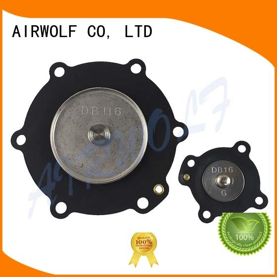 AIRWOLF green diaphragm valve repair kit norgren paper industry