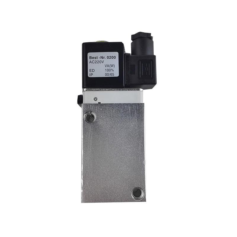 2636000 Electromagnetic valve  industrial equipment   pilot controlled  Solenoid valve