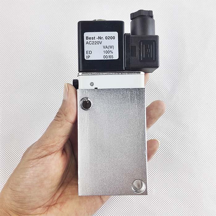 AIRWOLF OEM solenoid valves body water pipe-5