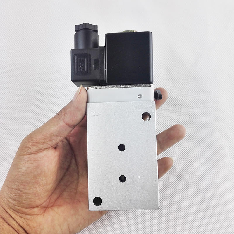 2636000F  Electromagnetic valve  industrial equipment   pilot controlled  Solenoid valve