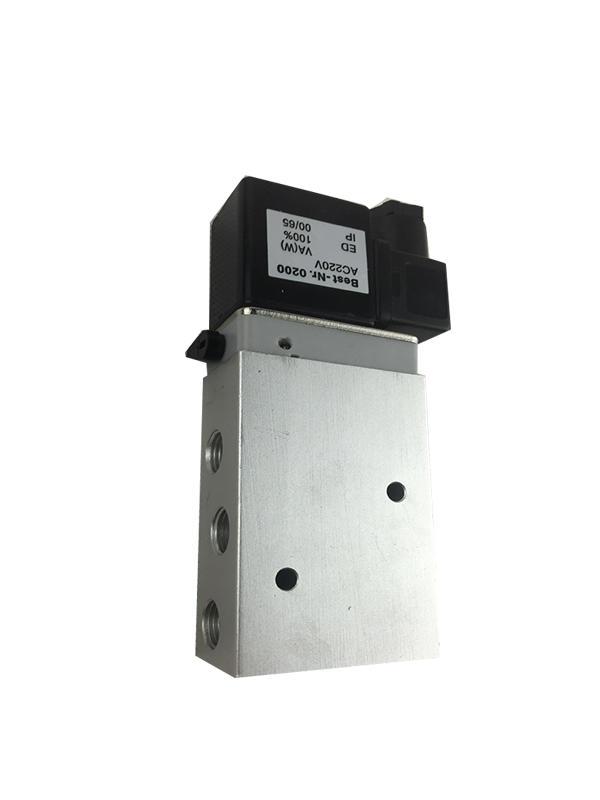 2636047  Factory machinery Electromagnetic valve  industrial equipment   Actuator  Solenoid valve