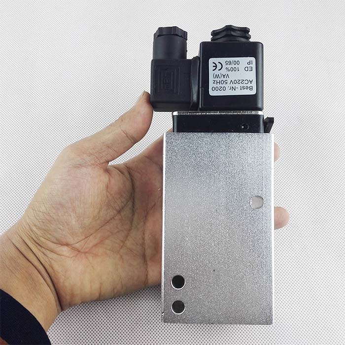 AIRWOLF OEM solenoid valves body for gas pipelines-5