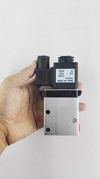 on-sale single solenoid valve adjustable system AIRWOLF-5