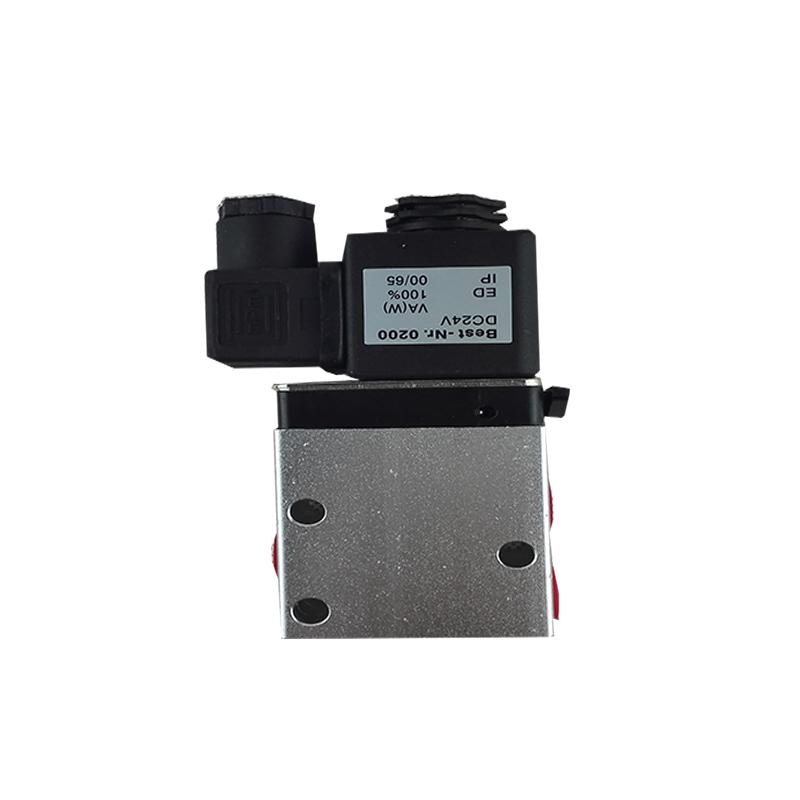 on-sale single solenoid valve adjustable system AIRWOLF-6
